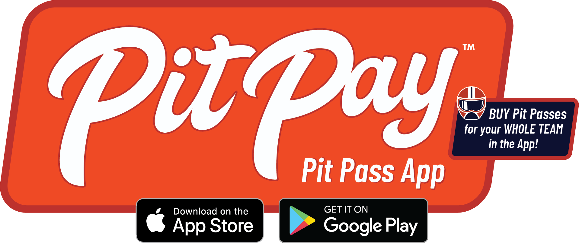 Pit Pay Pit Pass App Website Graphic