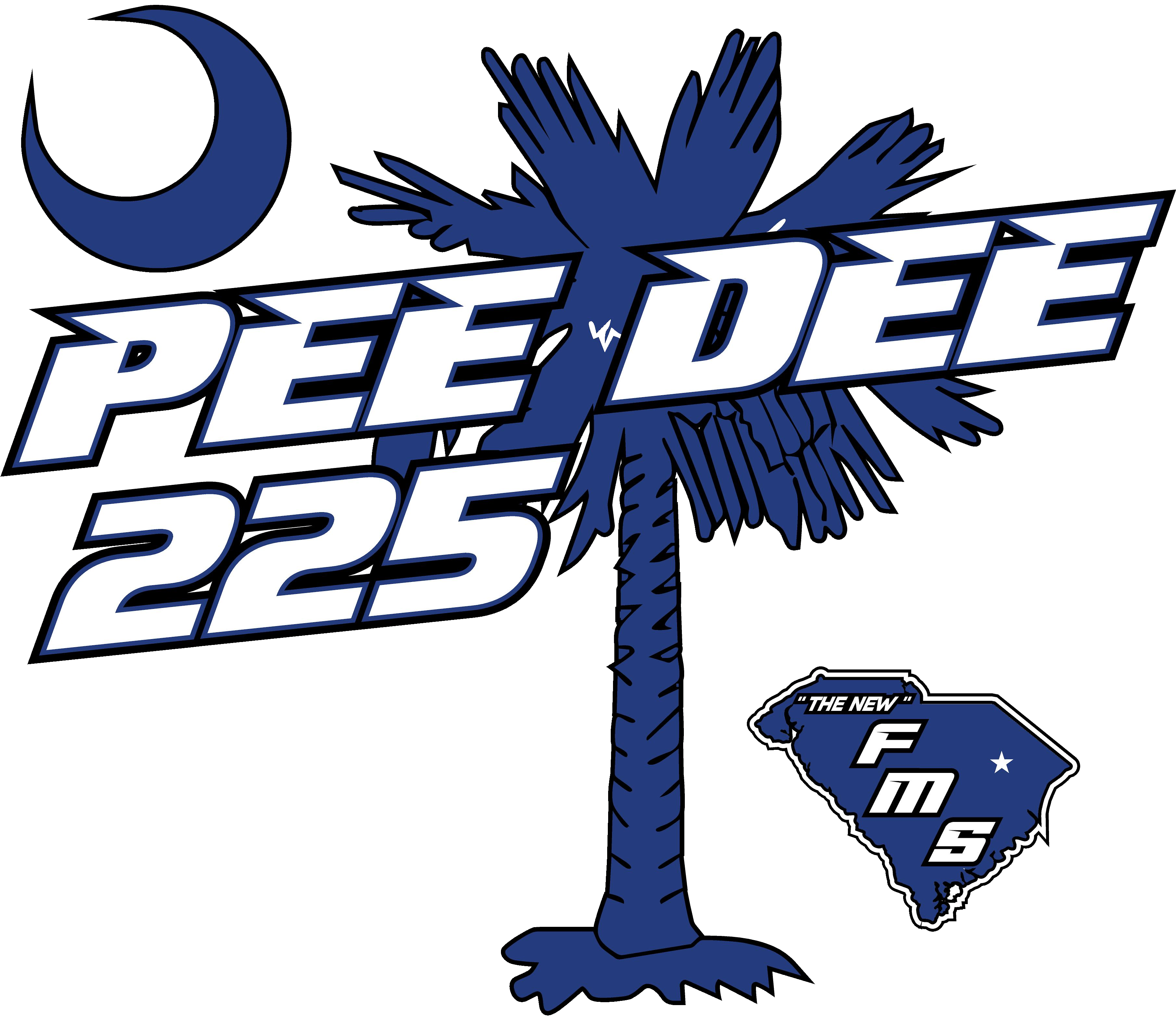 Pee Dee 225 Logo