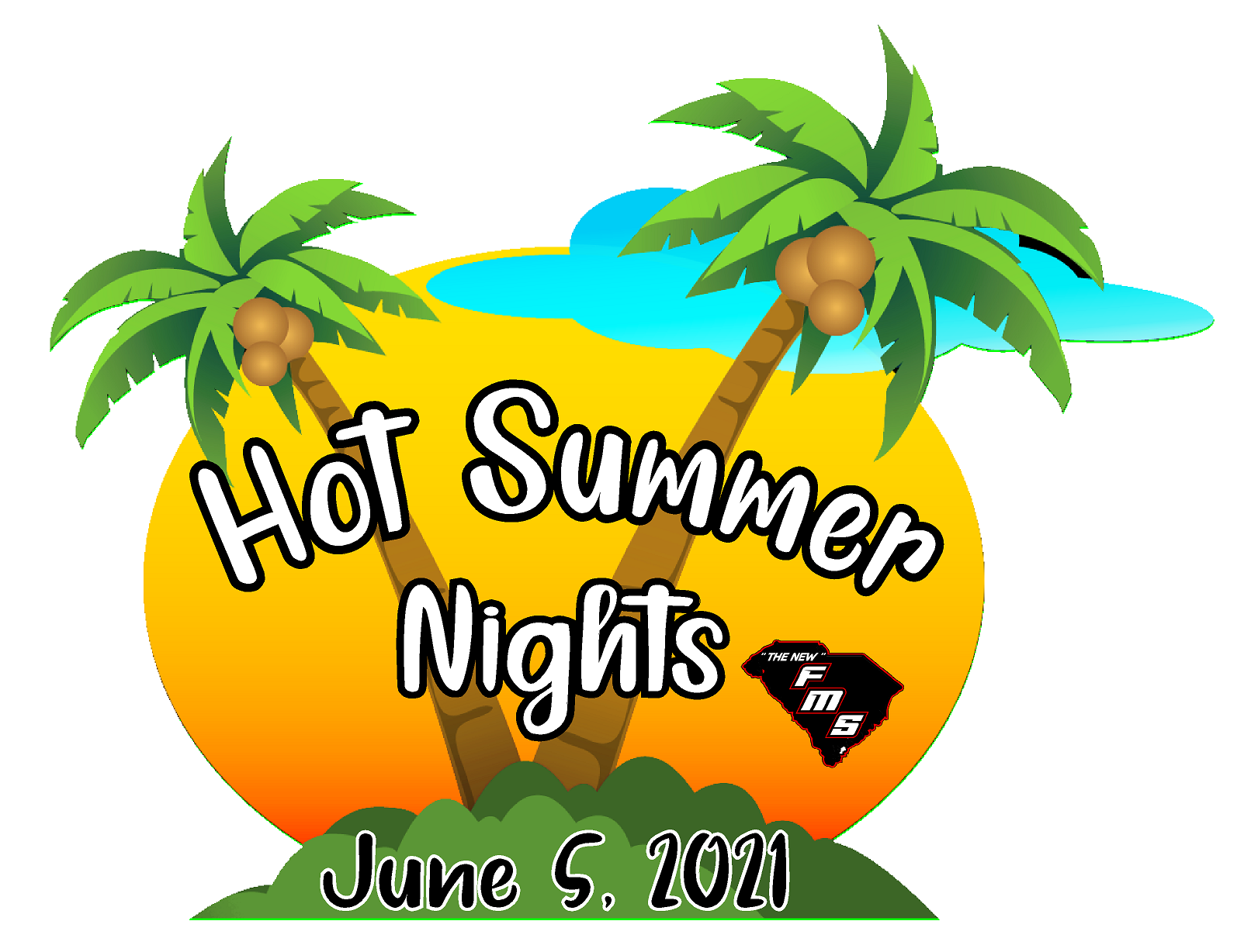 Hot Summer Nights Logo