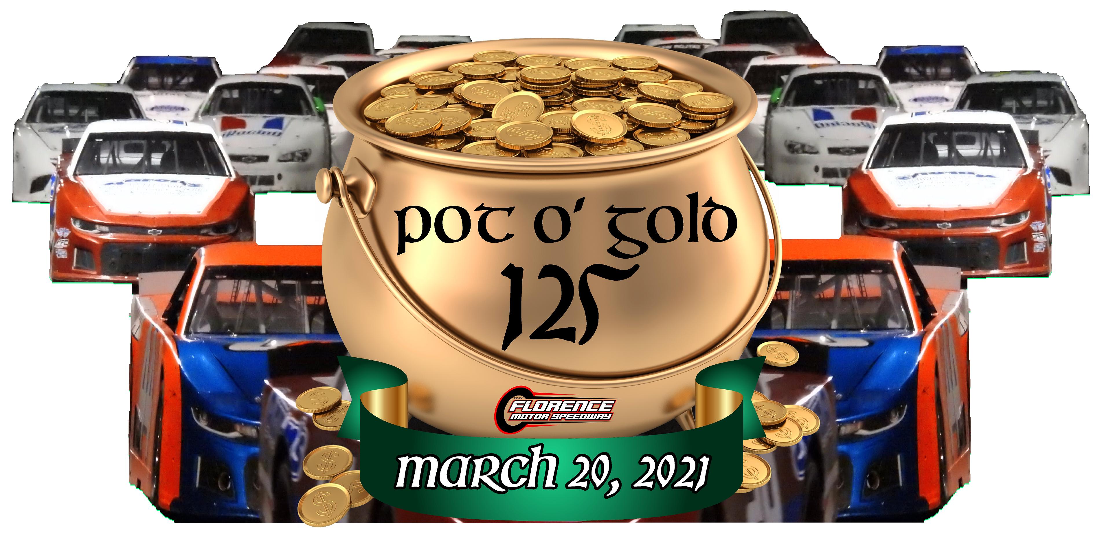 Pot O' Gold Logo
